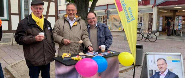 Besuchen Sie unseren Infostand und lernen Sie Dirk Schwerdtfeger persönlich kennen!