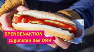 Dirk Schwerdtfeger und die FDP Burgdorf sammeln fürs DRK in Burgdorf